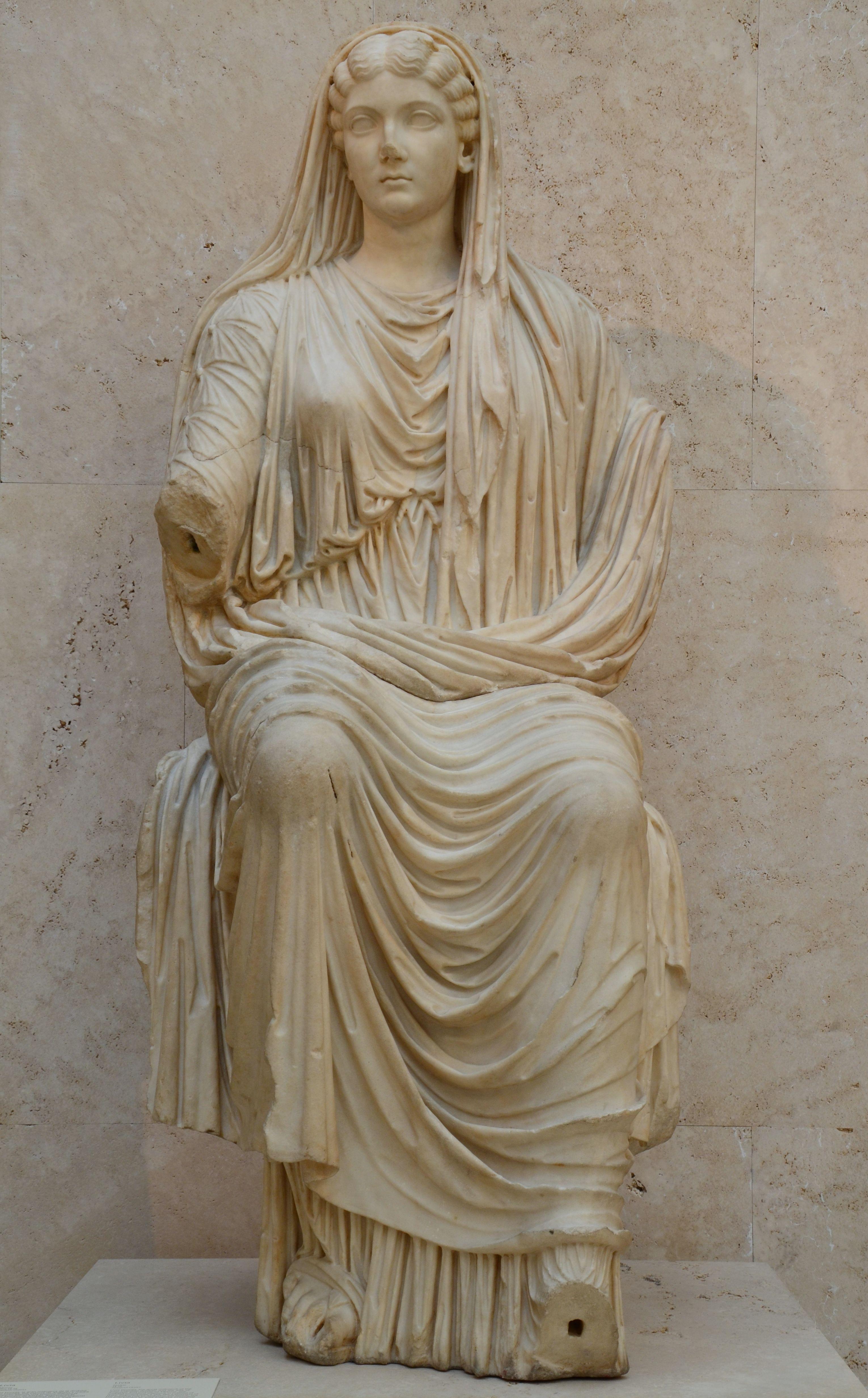 Livia Drusilla Augustus