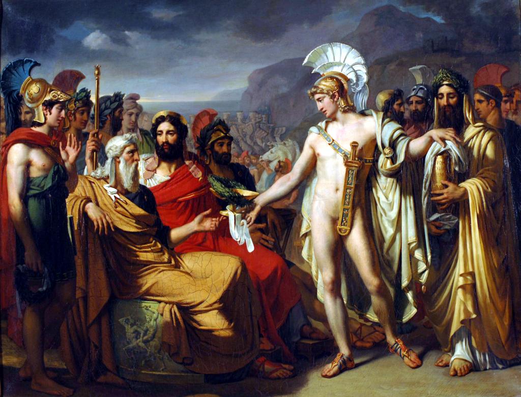 Roman Achilles