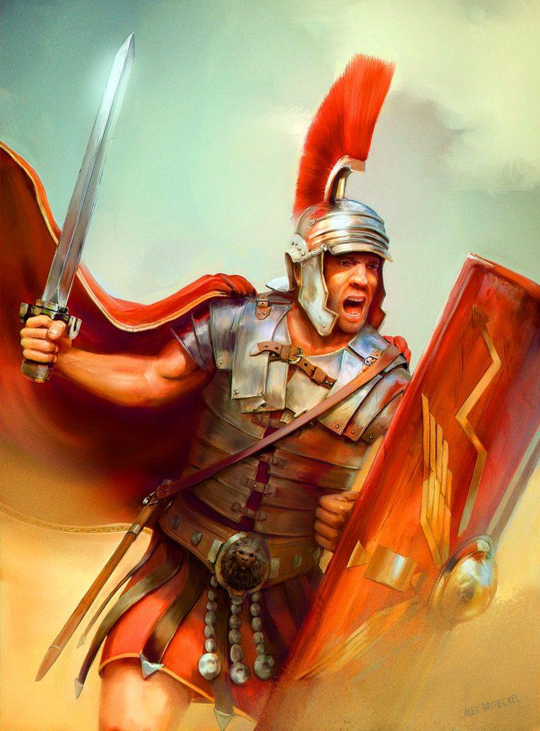 The Roman Achilles