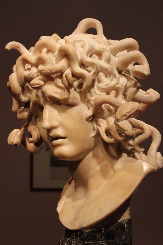 Bernini Bust of Medusa